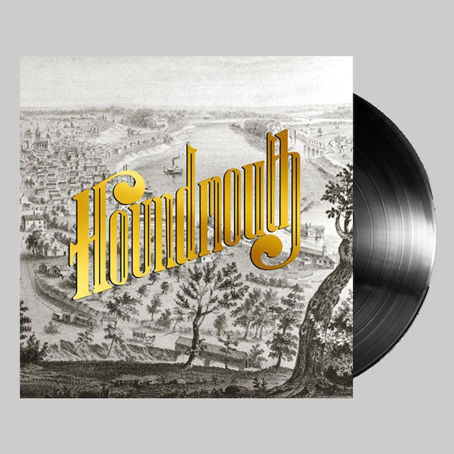 Houndmouth From The Hills Below The City LP (Vinyl)