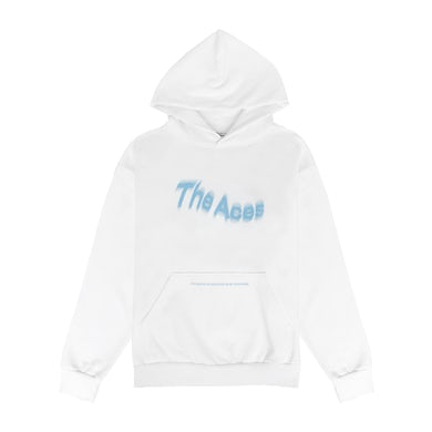 The Aces Daydream Hoodie - White