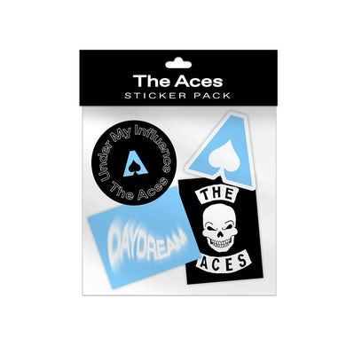 The Aces Daydream Sticker Pack