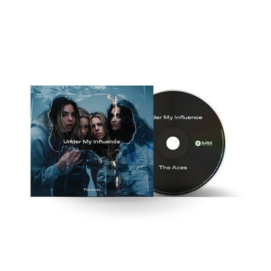 The Aces Under My Influence CD