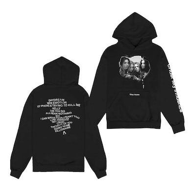The Aces Under My Influence Hoodie - Black