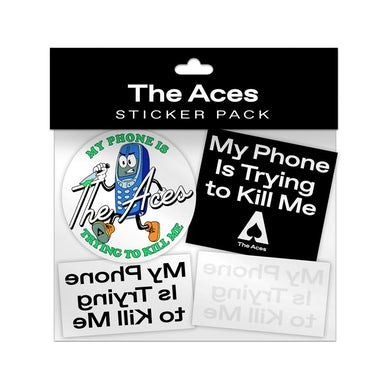 The Aces My Phone Sticker Pack