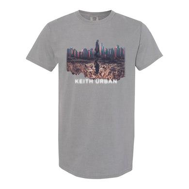 Keith Urban Skyline Grey T-Shirt