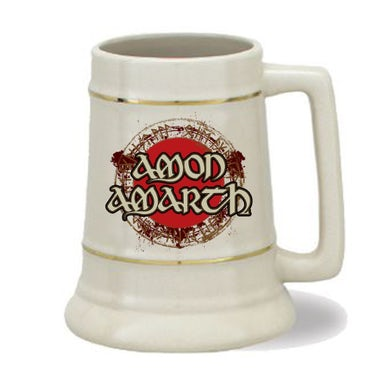 Amon Amarth One Against All Stein