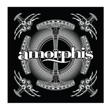 AMORPHIS Hammer Logo Bandana