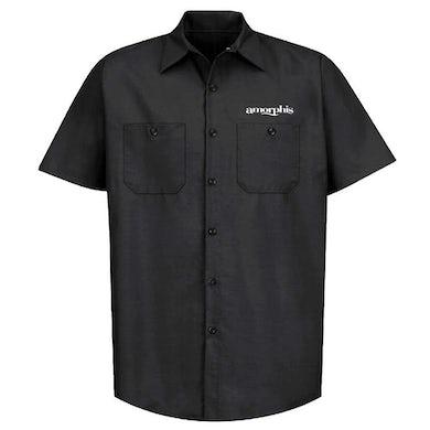 AMORPHIS Hammer Logo Work Shirt