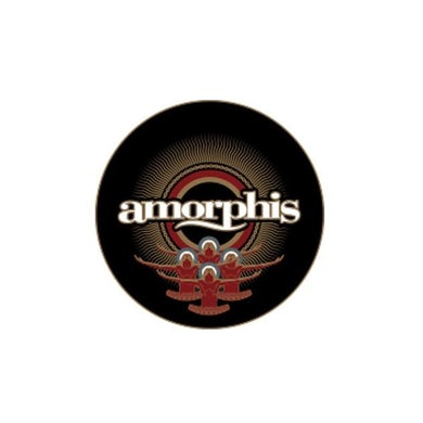AMORPHIS Sun Logo Pin