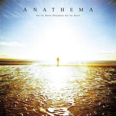 ANATHEMA We're Here Because We're Here CD