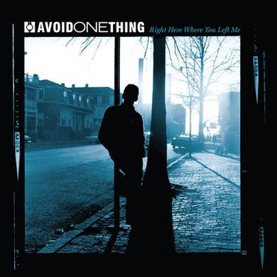 AVOID ONE THING Right Where You Left Me CD