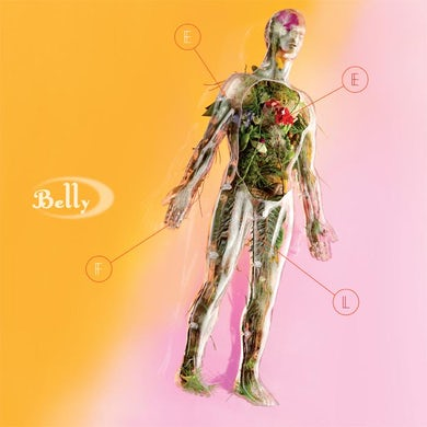 "BELLY Feel EP 12"" Vinyl"