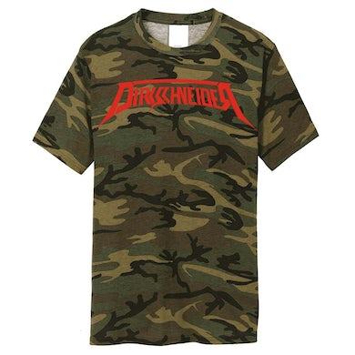 DIRKSCHNEIDER I'm a Rebel with Logo Camo T-Shirt-XL