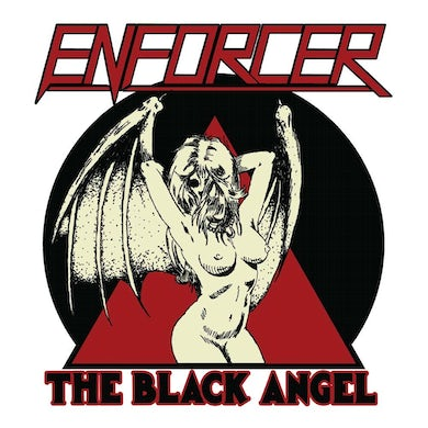 The Black Angel 4X4 Sticker