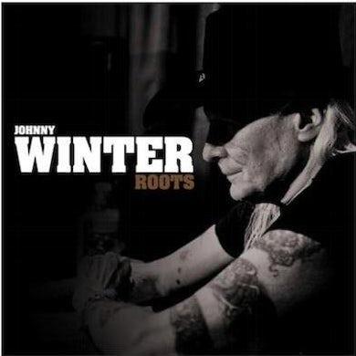 JOHNNY WINTER Roots Studio Album CD