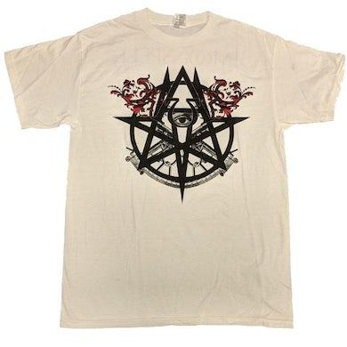 MOONSPELL White Alpha Noir T-Shirt