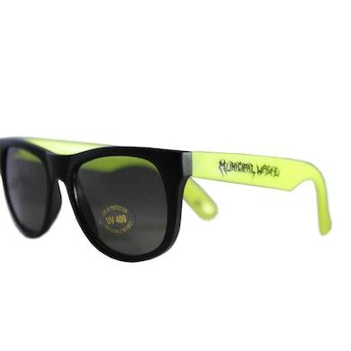 MUNICIPAL WASTE  Yellow Sunglasses