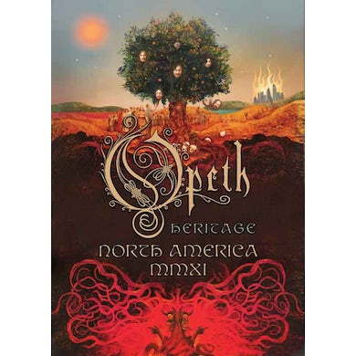 """OPETH Heritage/Poster 32X24"""""""