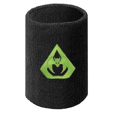 OVERKILL O Logo Wristband