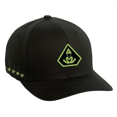 OVERKILL Tri-Bat Stars Hat - Flexfit