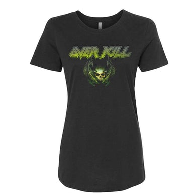 OVERKILL Wings Over N. America 2020 Ladies T-Shirt