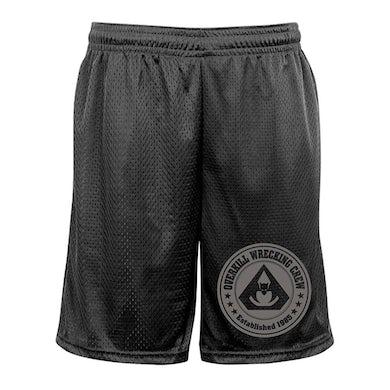 OVERKILL Wrecking Crew Mesh Shorts