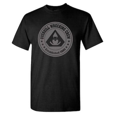 OVERKILL Wrecking Crew Wings Of War 2020 T-Shirt