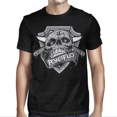 Powerflo Crest-180 Proof T-Shirt