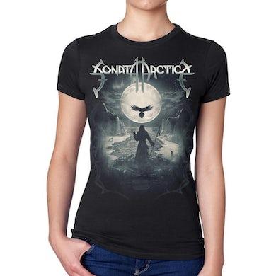 Sonata Arctica Raven Still Lies Tour 2019 Ladies Tee