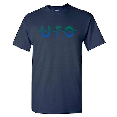 UFO Logo Gradient T-Shirt
