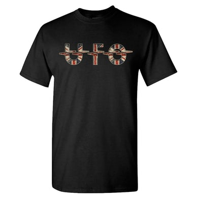 Union Jack Logo 50TH Anniversary T-Shirt
