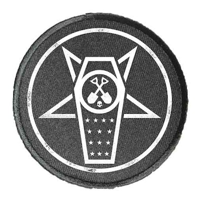 WEDNESDAY 13 Casket Patch