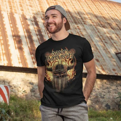 Amon Amarth Berserker North Amercan Tour 2019 T-Shirt