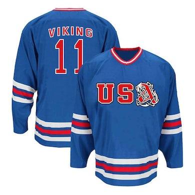 Amon Amarth USA Hockey Jersey