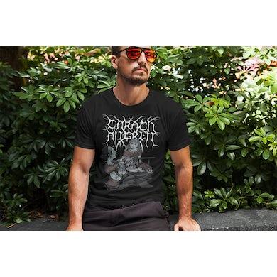 Carach Angren Neck Stab Pitch Black Box Black T-Shirt