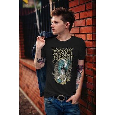 Carach Angren Ouija My God Is Silenced Black T-Shirt