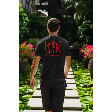 Iron Reagan Red Logo T-Shirt