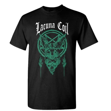 LACUNA COIL Evil - Start A Revolution T-Shirt