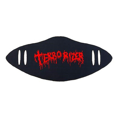 Red Logo Facemask