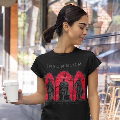 Insomnium Doom Hangs Tour 2020 Ladies T-Shirt