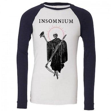 Insomnium Reaper Raglan