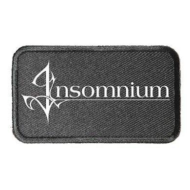 Insomnium Name Logo Patch
