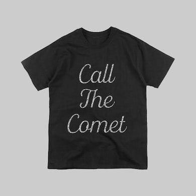 Johnny Marr CALL THE COMET BLACK T-SHIRT