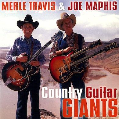Merle Travis & Joe Maphis: Country Guitar Giants