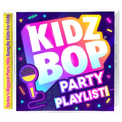 Party Playlist! - CD