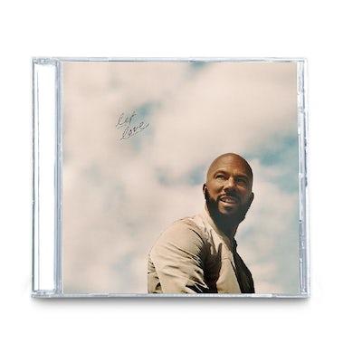 Common - Let Love CD