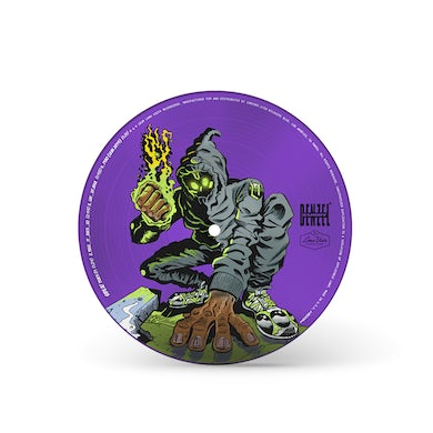 Denzel Curry - UNLOCKED Picturedisc