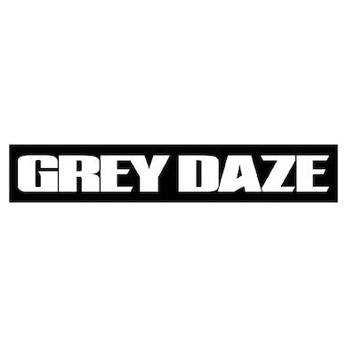 Grey Daze Sticker