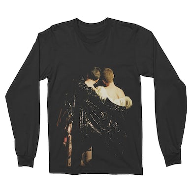 The Fight Black Long Sleeve T-Shirt