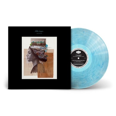 Little Dragon - Sway Daisy / Best Friends Colored Vinyl