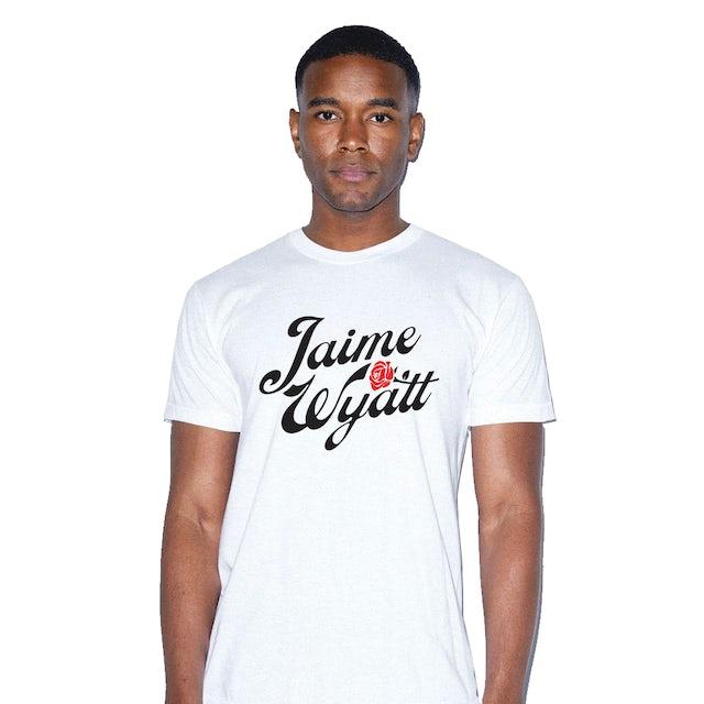 Jaime Wyatt Rose T-Shirt - White