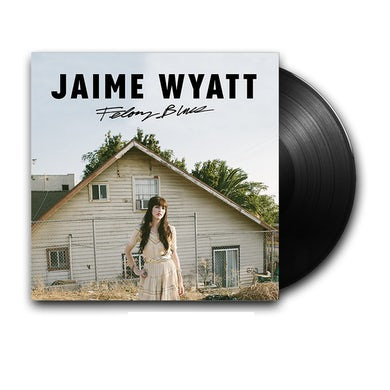 Jaime Wyatt Felony Blues LP (Vinyl)